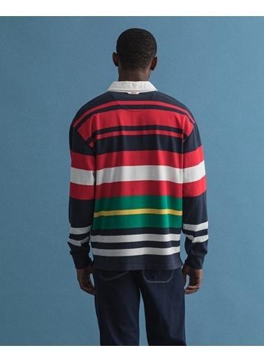 Gant Erkek Renkli Sweatshirt Renkli